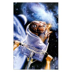E.T. The Extra-Terrestrial. Размер: 20 х 30 см